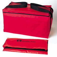 Collapsible Mail Bag