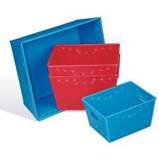 Corrugated Plastic Material Handling Totes