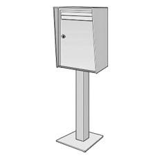 Drop Box - R291 With Pedestal