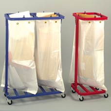 Mobile Mail Sack Holder