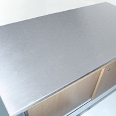 Optional Stainless Steel Top