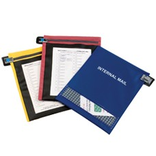 Secure Internal Mail Pouch