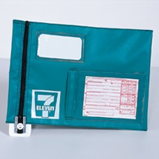 Short Edge Zip Mailing Pouch