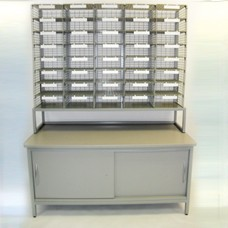 Silverstream Console Unit with Sort Station on Riser