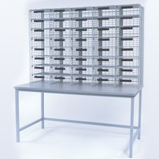Silverstream Open Bench Unit with Sort Station