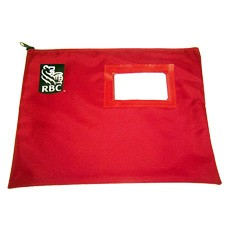 Top Long Edge Zip Mailing Pouch