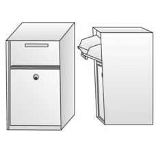 Drop Box with Chute - R302